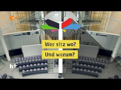 Sitzverteilung im Bundestag - heuteplus | ZDF