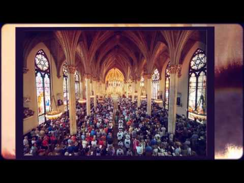 Visit one of the oldest Catholic Church in Detroit today!
