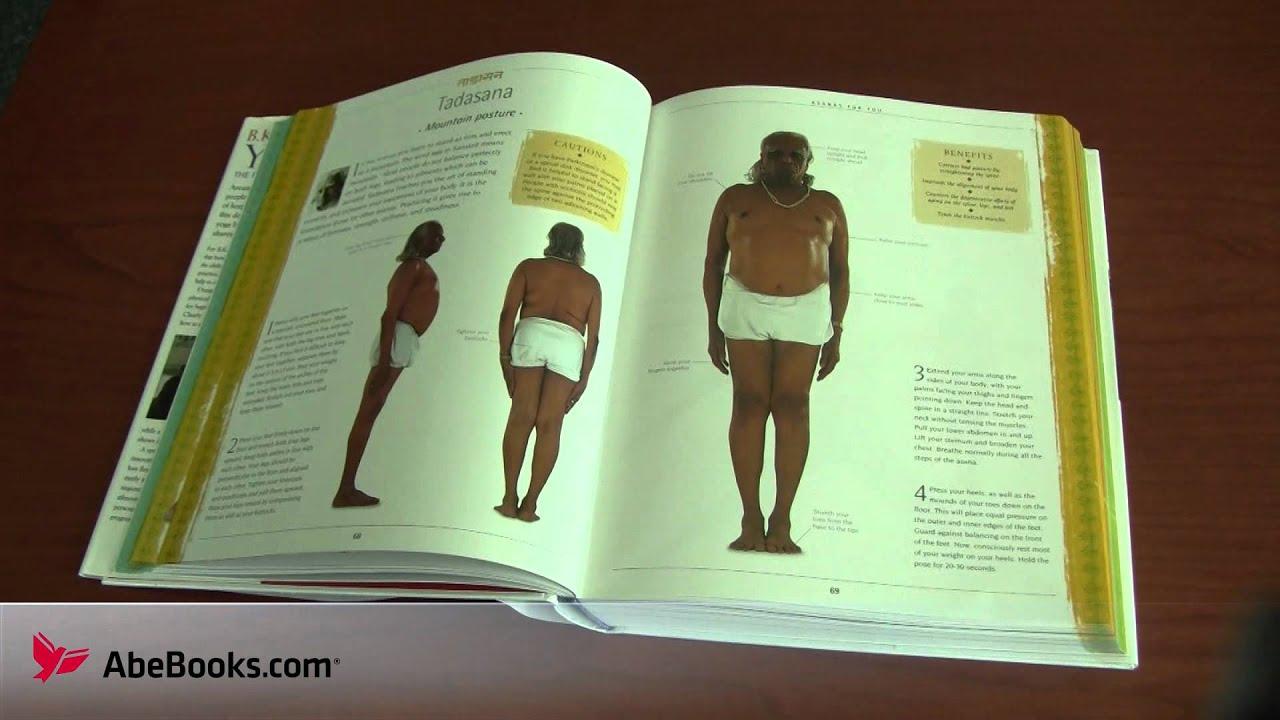 Abebooks Review B K S Iyengar Yoga The Path To Holistic Health Youtube