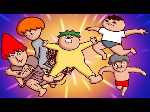 Onion Man | 肥宅五人組的逆襲!英雄 V.S. 龍級肥宅怪人
