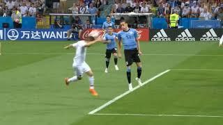 Uruguai 2 x 1 Portugal - Copa do Mundo (2018)