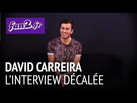 David Carreira : L'interview décalée