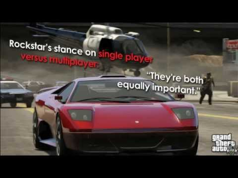 GTA V  Interviews and quotes from Rockstar!