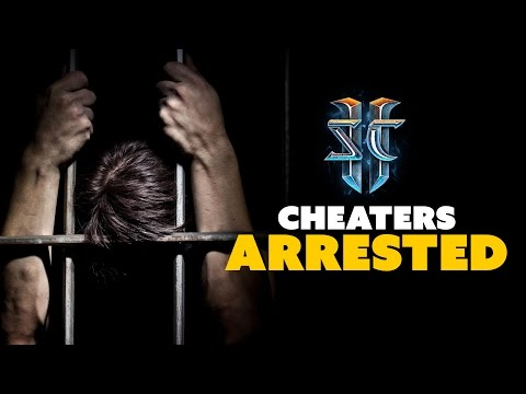 eSports Cheaters Arrested  - The Know