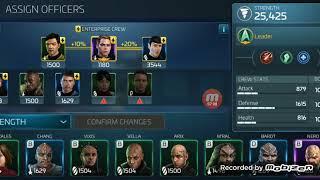 Star Trek Fleet Command - beginners guide pt 1 screenshot 2