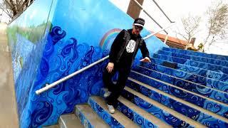 Ghost J - Seasoned MC (Official Music Video)