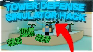 New Tower Defense Simulator Hack | Unlimited Coins & Xp, Auto Farm, Wave Skipper & More ✅working✅