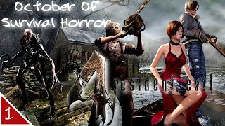 October Of Survival Horror: Resident Evil 4 (Part 1)