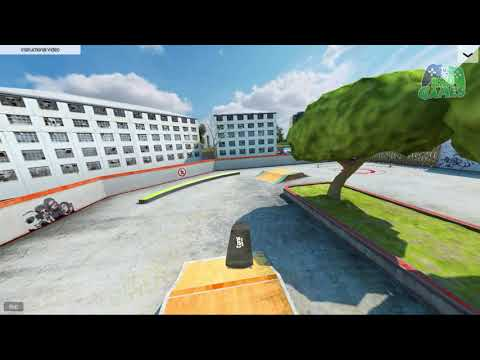 Touchgrind Skate 2 Android Gameplay