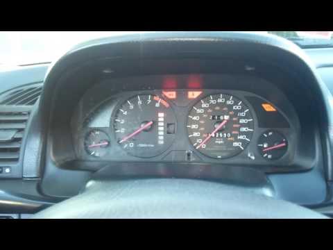 Honda Prelude 98 Car key stuck in ignition