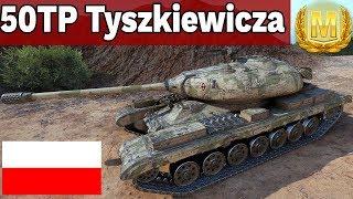 WYWALIŁ SIĘ MAUSEM! - 50TP Tyszkiewicza - World of Tanks
