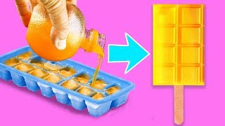 15 SURPRISING KITCHEN LIFE HACKS    Easy Recipes, Cooking Tricks And Food Decor Tutorials