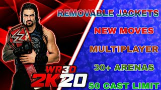 Realistic Wr2d 2k19 mod by cwhashtagswag - Charles Wayne