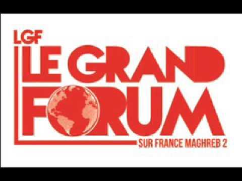 France Maghreb 2 - Le Grand Forum le 16/03/17 :  Hanane Zamani