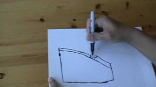 How to draw the TITANIC part 1(my new chanel and a new