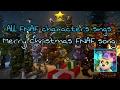 """All FNAF Characters sings"""" Merry Christmas FNAF song"""" ."""