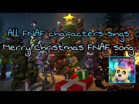 All FNAF Characters sings