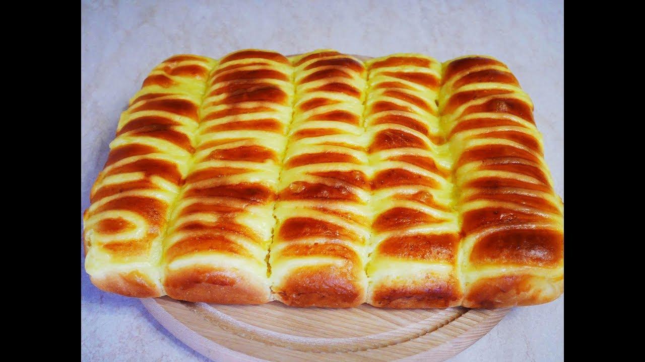 Хлеб без замеса теста! Чиабатта - итальянский хлеб. Рецепт .