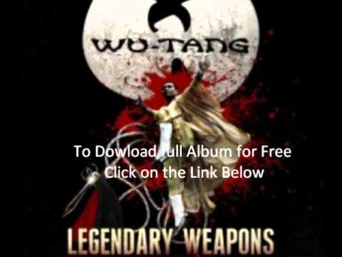 Wu Tang Legendary Weapons Never Feel This Pain