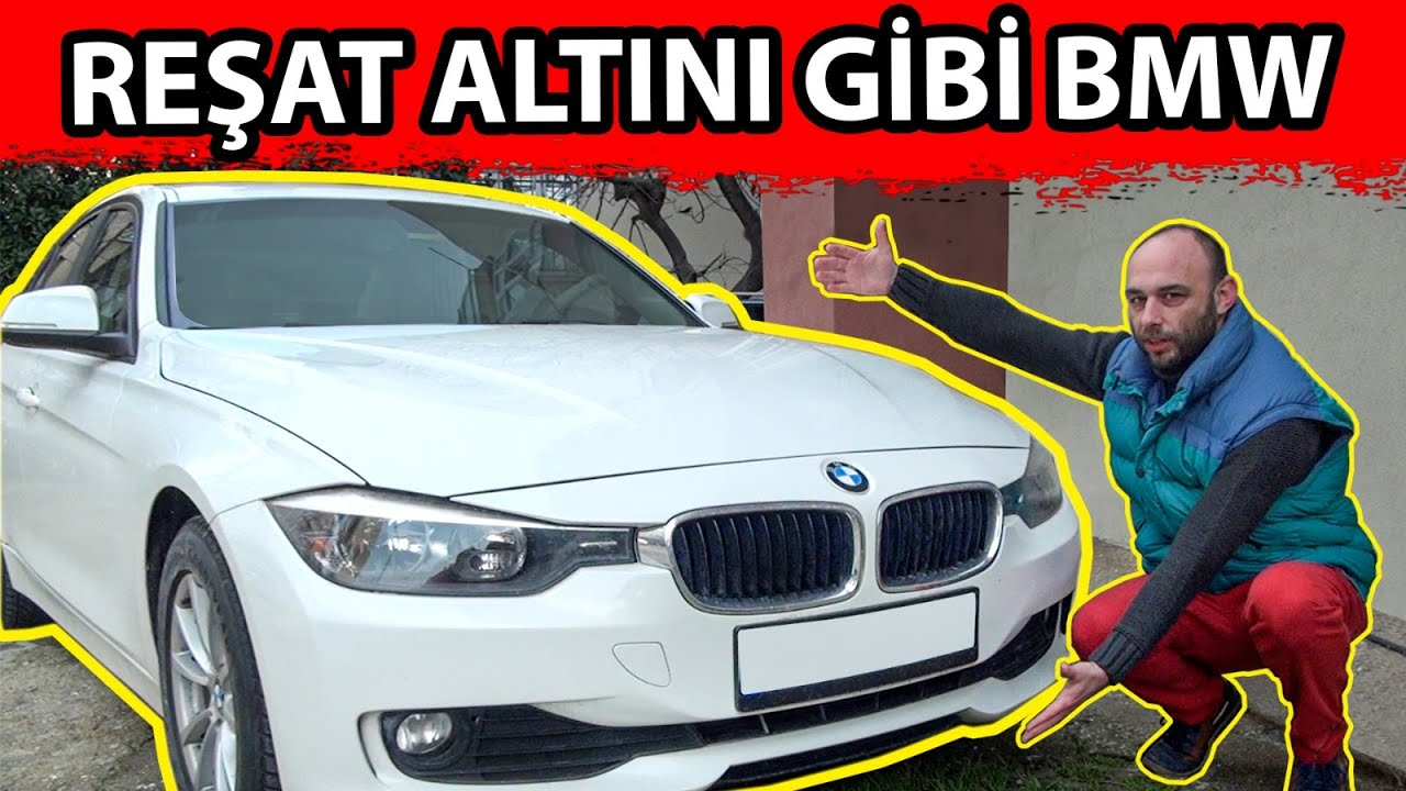 BMW 316i (2012) İncelemesi / F30 Kasa 3 Serisi Her Zaman Para Eder Mi?