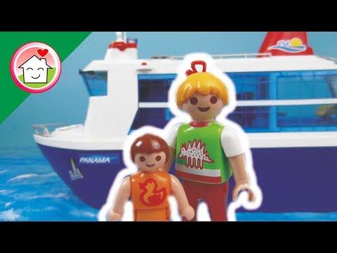 عائلة عمر في رحلة بحرية - الجزء الأول - عائلة عمر - أفلام بلاي