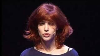 "TEDxMaastricht - Sophie van der Stap - ""Girl with the nine wigs"""