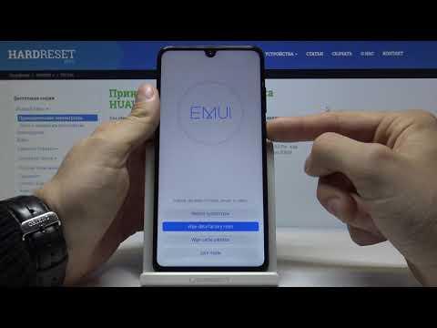Заводской сброс Huawei P30 Lite — Как обойти блокировку экрана?