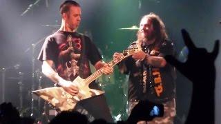 Cavalera Conspiracy - Necromancer (Live Belo Horizonte/Brazil 13/09/2014)