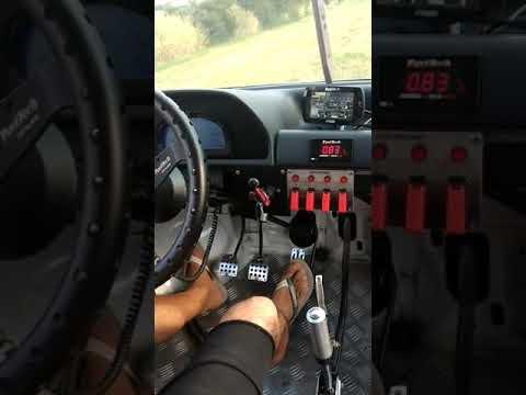 Prueba Fiat Uno Turbo Pcm