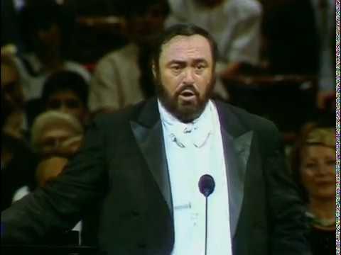 Luciano Pavarotti - Donizetti. L'Elisir D'amore. Una furtiva lagrima.