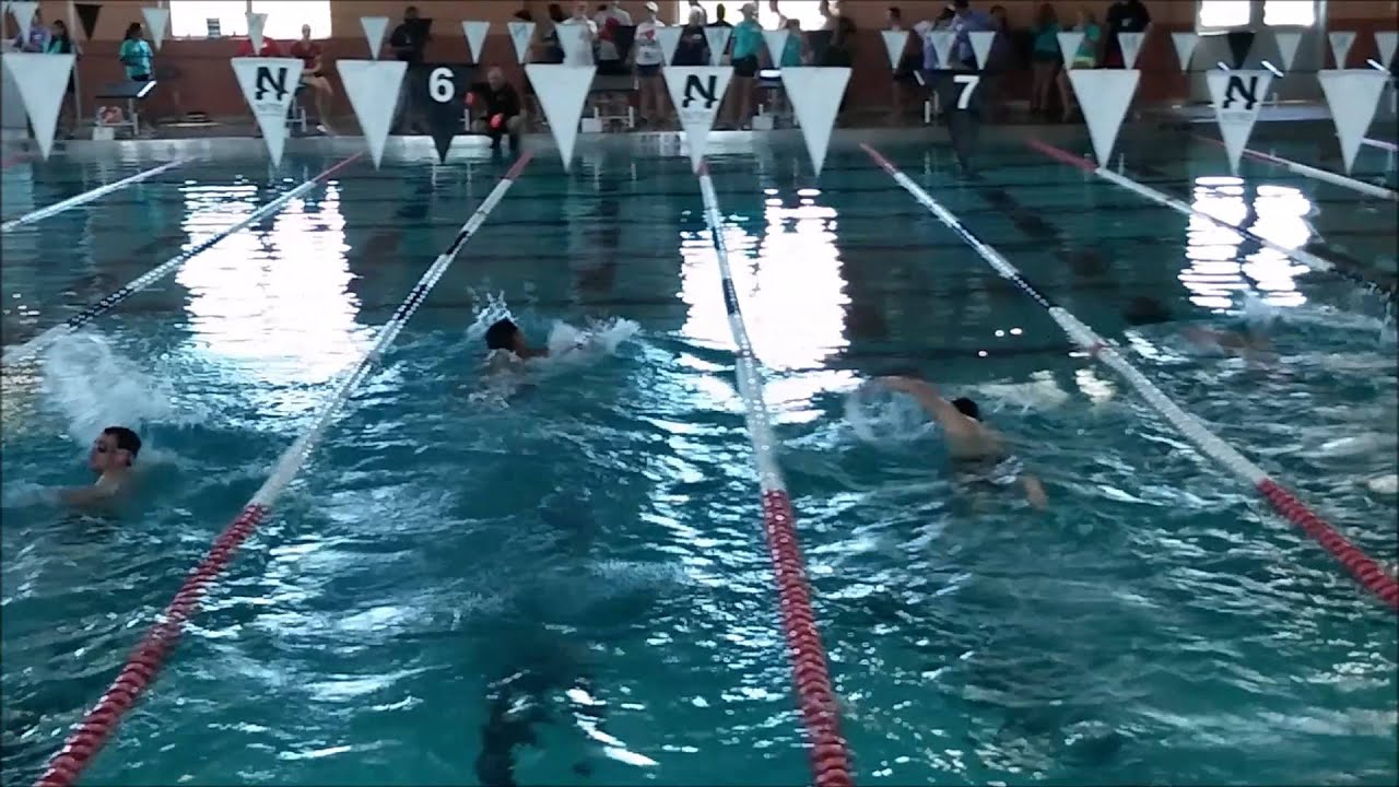Special Olympics Swimming Competition 2015