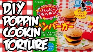DIY Poppin Cookin Torture - Man Vs Youtube #9