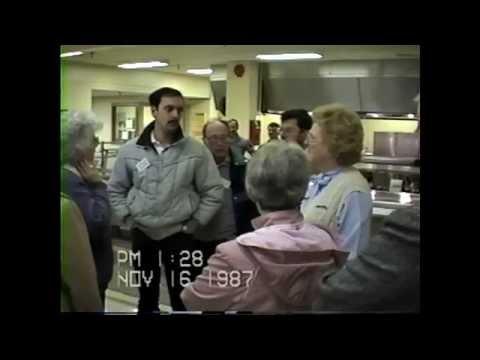 Tour of Altona Prison  11-16-87