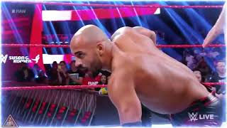 WWE--Ricochet .Theme Song Custom Titantron .One and only (2021)