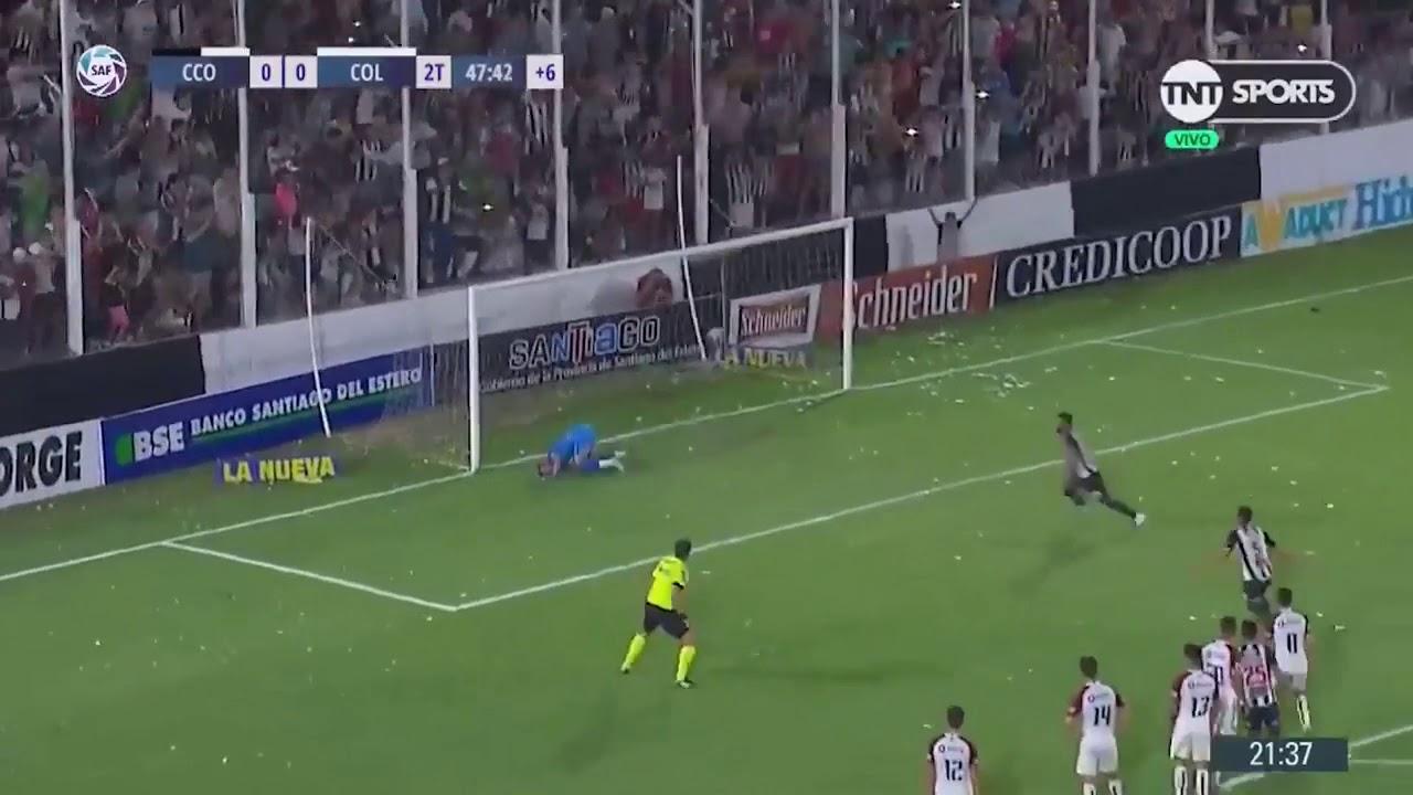 Central Córdoba 1 - 0 Colón - Gol de Herrera – Superliga ...