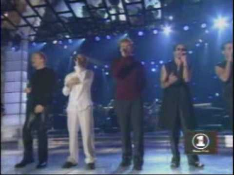 Backstreet Boys & Christina Aguilera - Every Breath You Take
