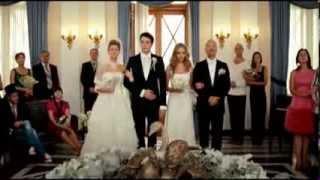 Трейлер 'Свадьба по обмену' - свадебное агентство в Донецке