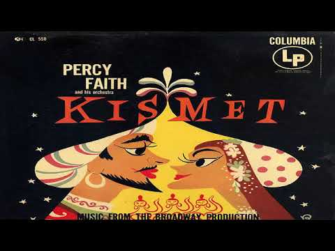 Percy Faith - Kismet Music From Holywood (1954)  GMB