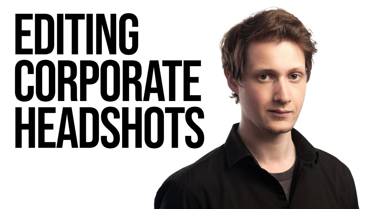 426503e6282 How to Edit Headshots on a White Background - YouTube