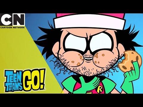 Teen Titans Go!   Saving Christmas From Santa   Cartoon Network