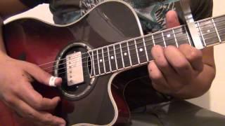 No tiene la culpa- Romeo Santos Guitar cover