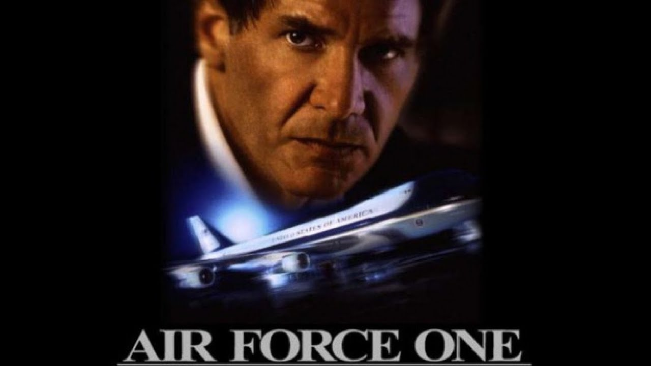 air force one trailer