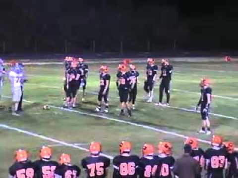 Wabaunsee-Lyndon High School Football 11-2-12