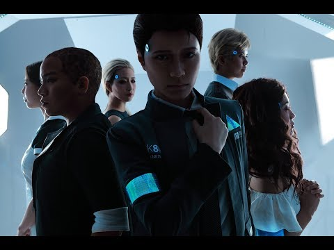 Detroit: Become Human (Cosplay Fanvideo)