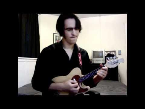 Coquette - Gypsy jazz on mandolin