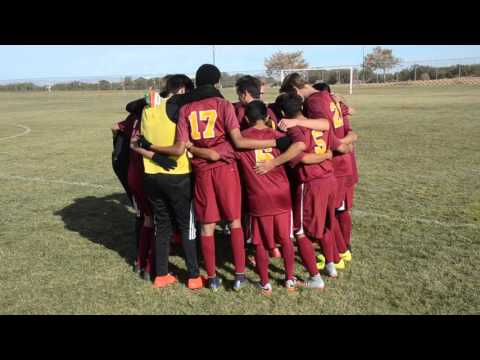 Barstow High School Soccer Chant Dec 5th 2015