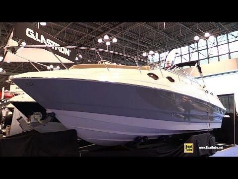 2015 Glastron GS 289 Motor Boat - Walkaround - 2015 New York Boat Show