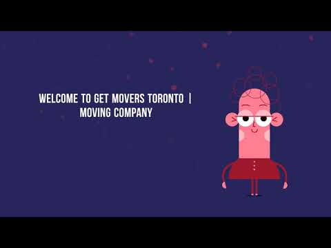 Get Movers - Moving Company in Toronto ON