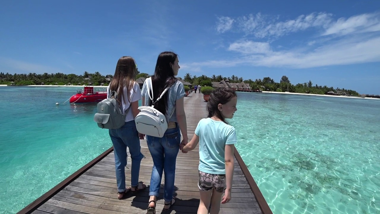 Maldives 2017 Part 1 Olhuveli Beach Spa Resort Sony Fdr X3000
