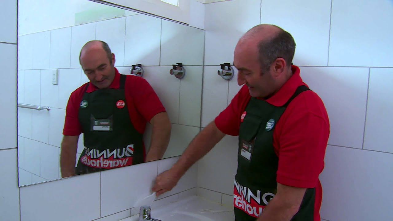 How To Remove Silicone Sealant - DIY At Bunnings